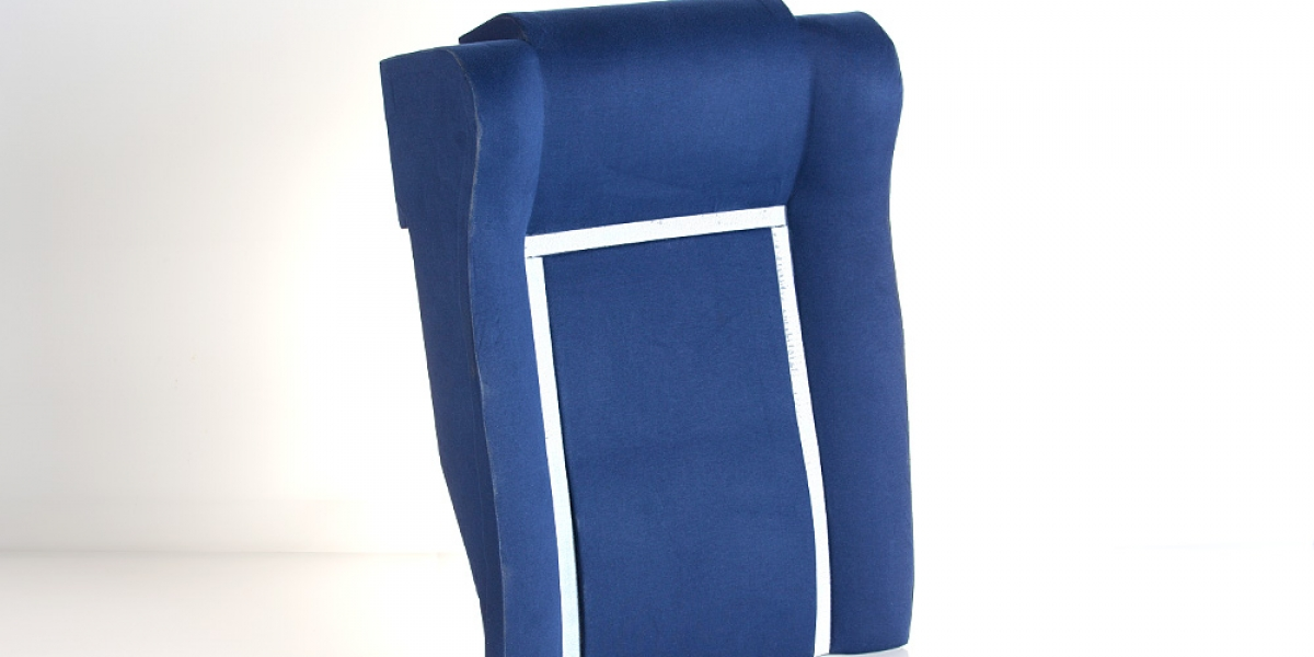 Seat-back upholstery