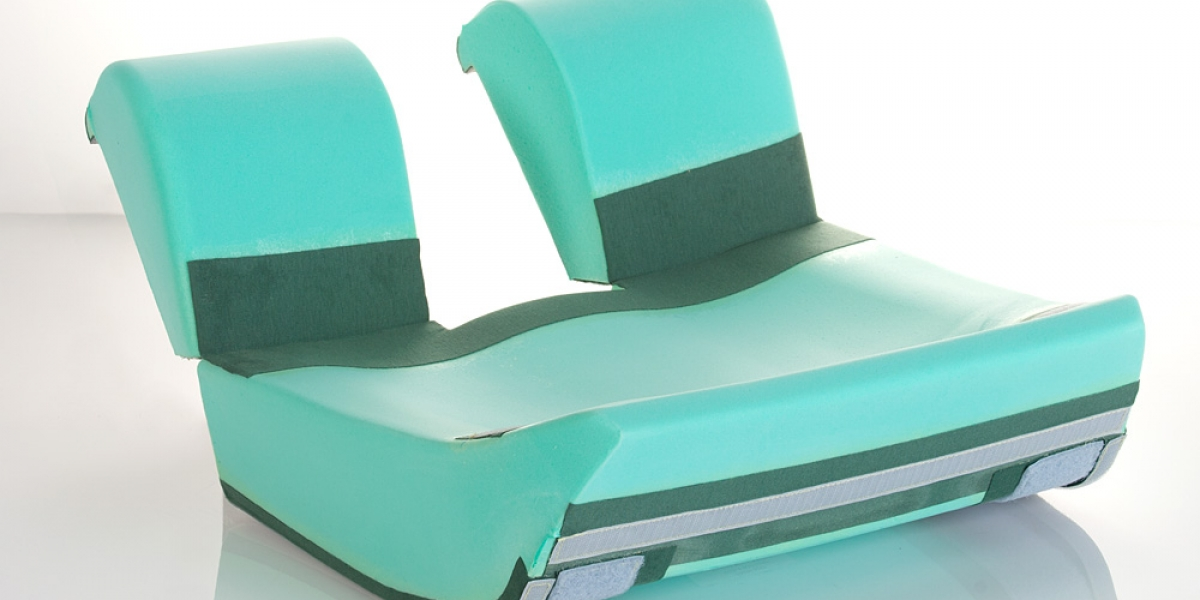 Seat and leg upholstery